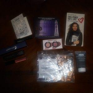 Makeup sample lot